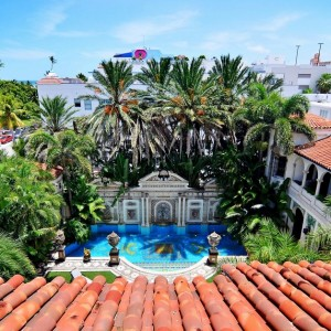 """""""The infamous Versace Mansion in Miami has had a rough time on the real estate market. It was originally listed back in June 2012 for $125 million."""""""