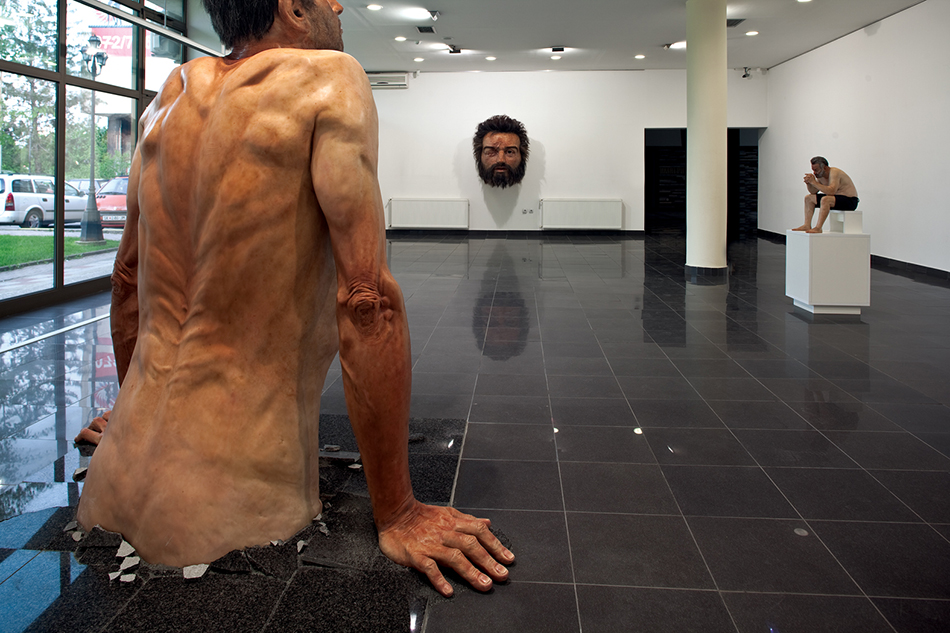 Zarko Baseski is a Macedonian sculptor. From 1984 and on, his work has been presented at several international exhibitions presenting Realistic Human Sculptures Realistic Human Sculptures Zarko Baseski's Realistic Human Sculptures 1