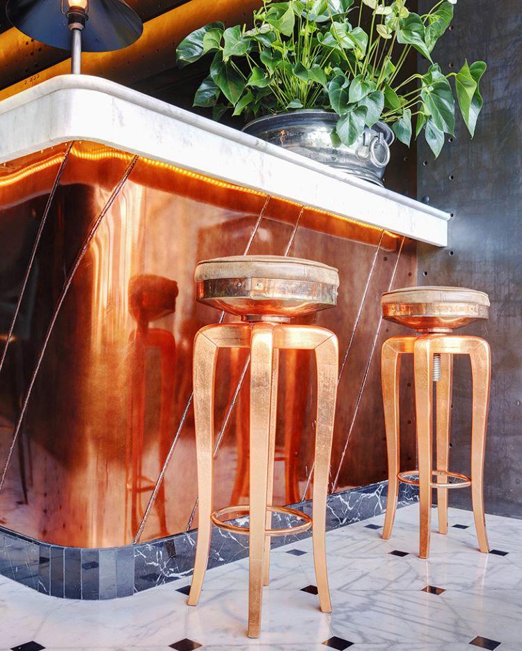 MMZ Project Architectural Bureau specified Brabbus pieces for ERWIN Restauranthellip