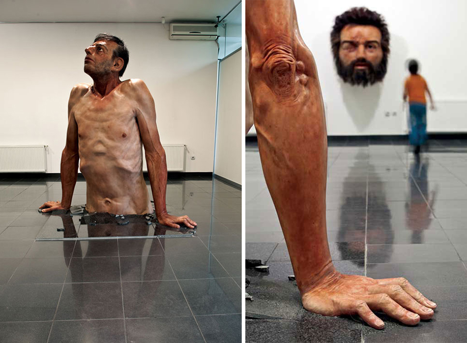Zarko Baseski is a Macedonian sculptor. From 1984 and on, his work has been presented at several international exhibitions presenting Realistic Human Sculptures Realistic Human Sculptures Zarko Baseski's Realistic Human Sculptures 2