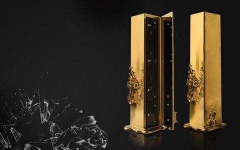 """Baselworld starting today will be center of attentions to all the luxury passionate until 3 April. Boca do Lobo will be exhibiting in Switzerland at HALL 2.2 E41.""  News at Baselworld – luxury design Dali Luxury Safe Slider 03 1 480x300"
