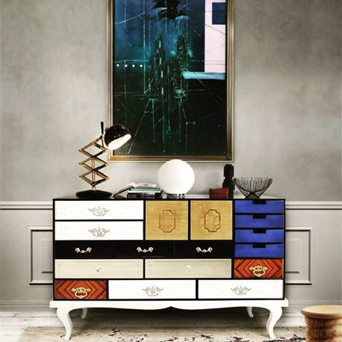 Soho Sideboard named the first collection of Boca do Lobohellip