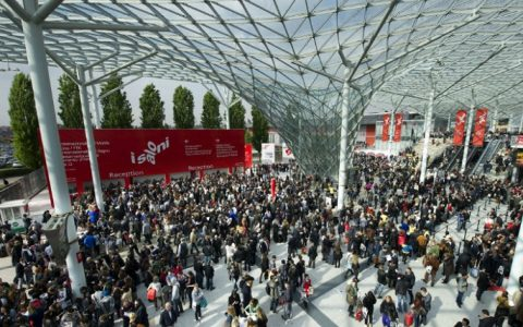 """""""The international design crowd hit Milan for the world's most important furniture fair, the Salone del Mobile (8-13 April), internationally known as iSaloni."""""""
