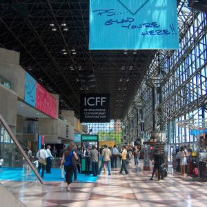 """""""The 26th annual International Contemporary Furniture Fair, North America's platform for global design, will map the newest frontier of what's best and what's next at New York City"""""""