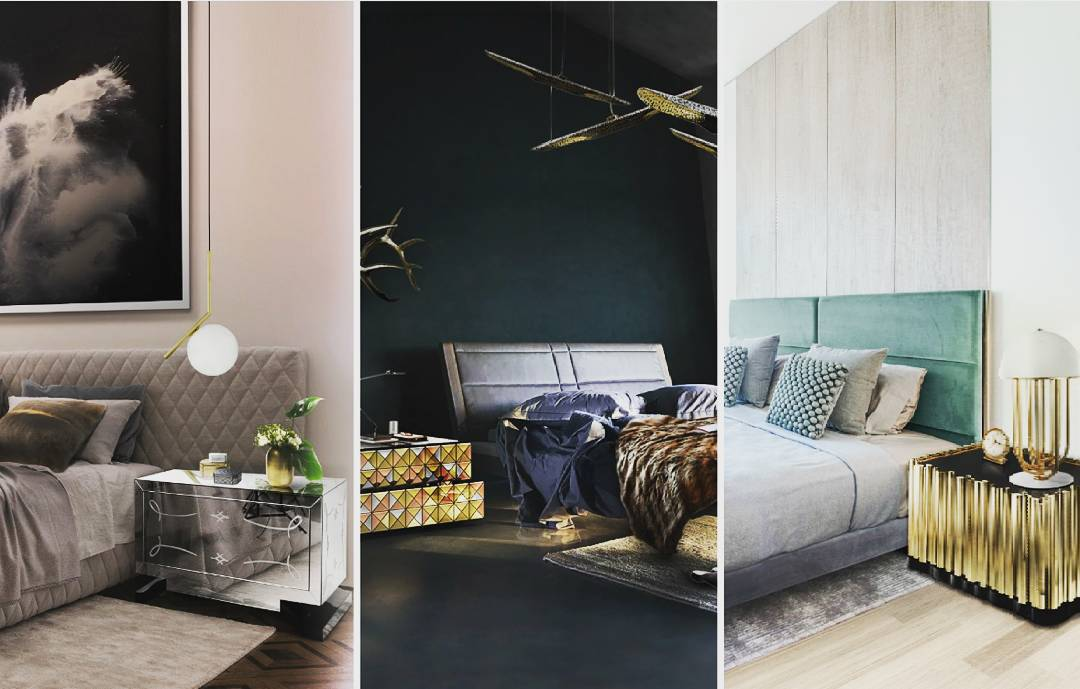 Boca do Lobo master bedroom collection implements the desire andhellip