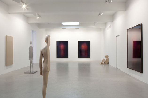 """""""Anders Krisár was born in 1973 and is based in Stockholm. Krisár's works are represented in some of the largest public and private collections in Sweden and internationally.""""  Art exhibition by Anders Krisár 5 Anders Krisar christian larsen exhibition"""