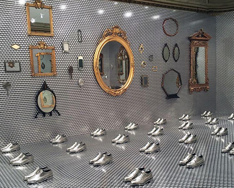 Hall of mirrors by Thom Browne The American fashion designerhellip