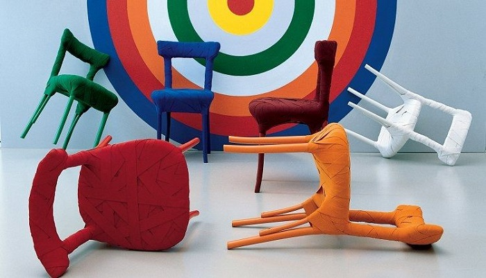 """""""Peter Traag is a furniture designer born in Tegelen in the Netherlands. He developed a new way of making exclusive furniture by hand.""""  Peter Traag modern furniture designs original design chairs 4164 1527799"""