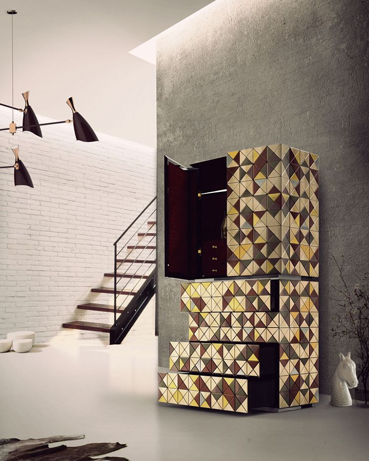 The Pixel Anodized Cabinet was born from our designers stronghellip