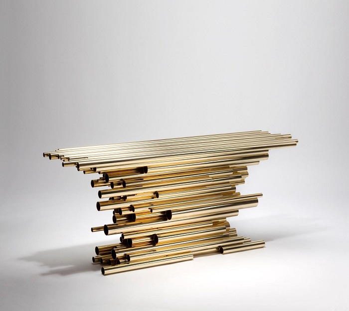 """""""The event PAD London is an opportunity to view Hervé Van der Straeten's latest works unveiled for the first time. """"  Art and Design exhibitors at PAD London: Hervé Van der Straeten Flore1562012T123658"""