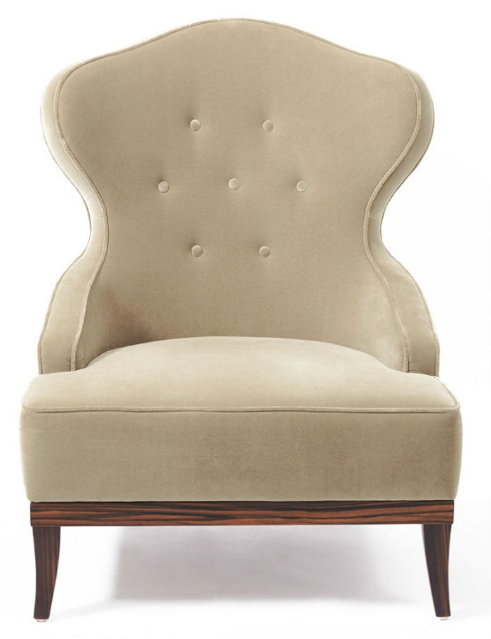 8 modern wingback chair for a sophisticated living room   8 Modern Wingback Chair for a Sophisticated Living Room  31