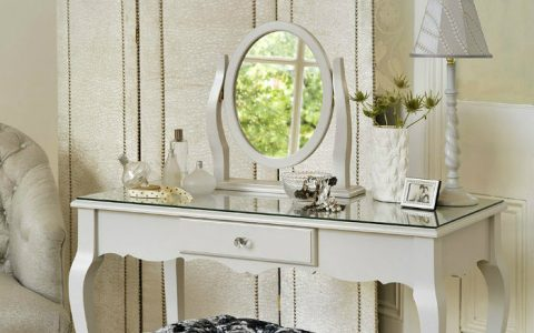 Iconic broadway dressing tables