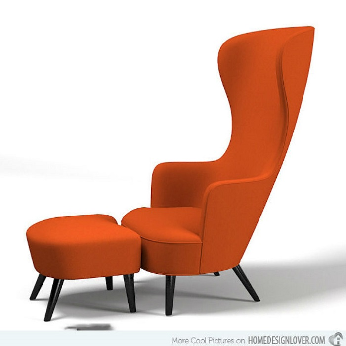 8 modern wingback chair for a sophisticated living room   8 Modern Wingback Chair for a Sophisticated Living Room  46
