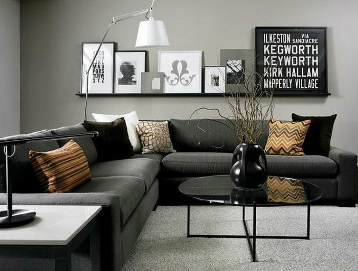 Living Room Furniture For An Urban