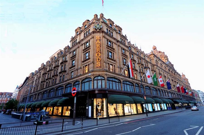 """""""FFD has established a reputation as a leading pioneer in the hospitality industry creating sensual, provocative and energy driven environments and products.""""  Where to find the best design pieces Where to find the best design pieces Harrods"""