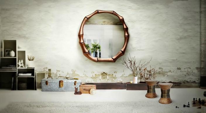 copper-round-mirror  Round mirror: 10 ideas and styles copper round mirror