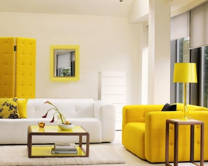 How the right home furnishings can make you happier dest9 yellow living room furniture C  pia 701x560