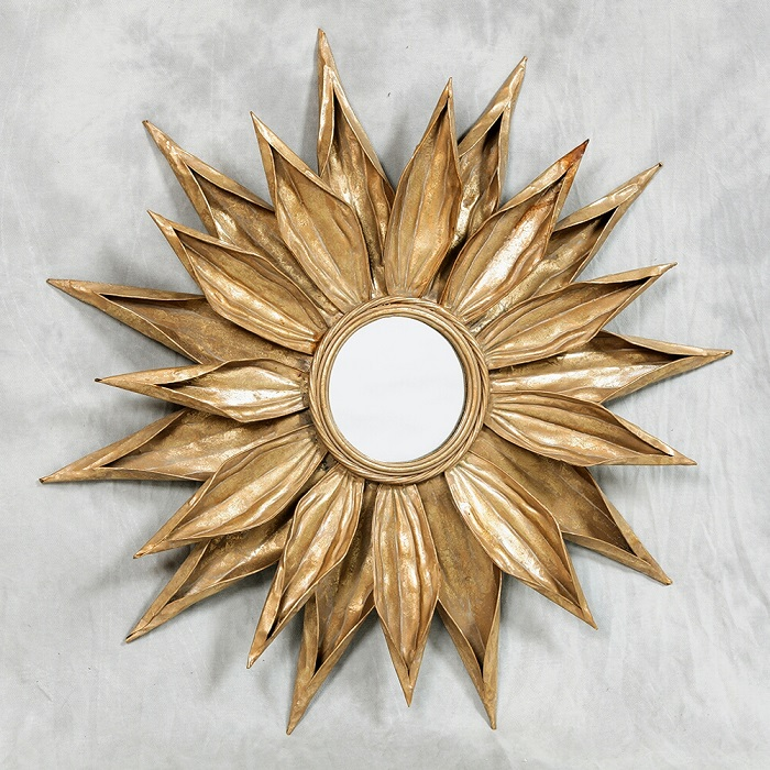 goldpetal mirrorman  10 Furniture Pieces to Impress Your Friends goldpetal mirrorman