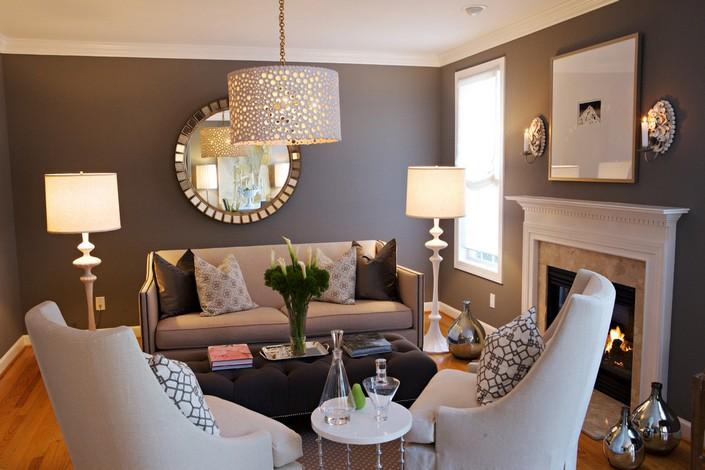 luxury-decor-round-mirrors  Round mirror: 10 ideas and styles luxury decor round mirrors