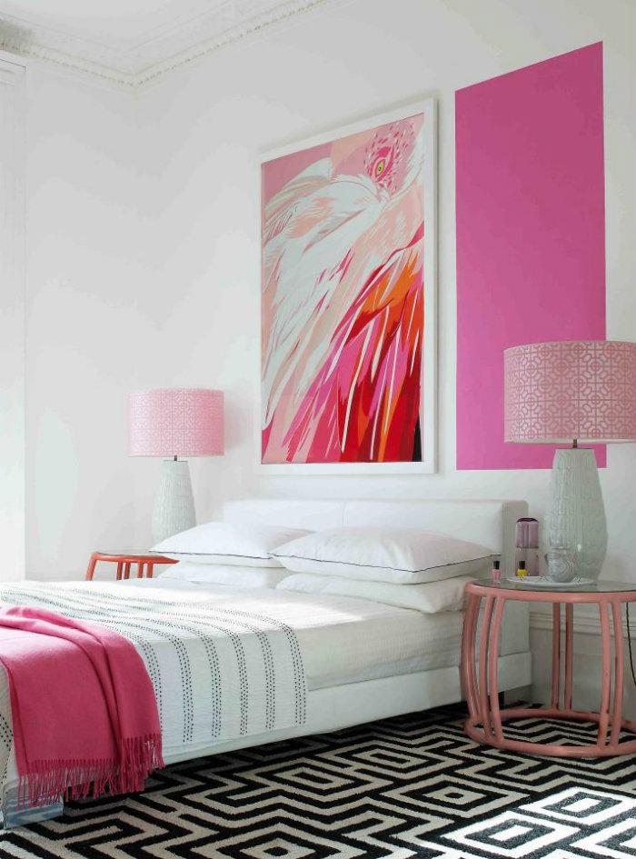 Bedroom Decorating Ideas  Bedroom Decorating Ideas pink