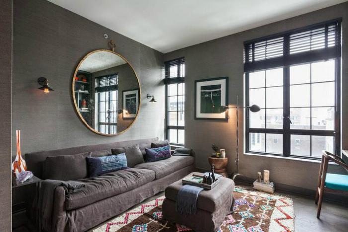 vintage-decor-round-mirros  Round mirror: 10 ideas and styles vintage decor round mirros