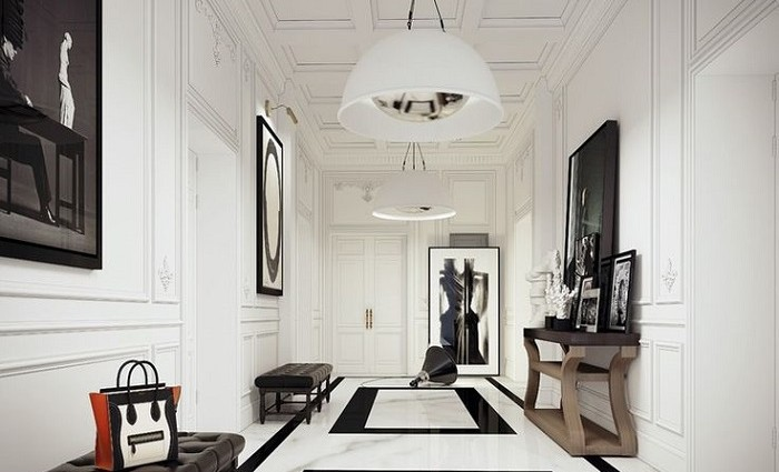 """""""If you need some suggestions on how to decorate your hallway, find great ideas here."""""""