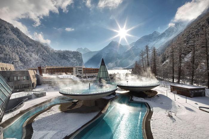 top 10 hotels and resorts of 2014  Top 10 Hotels and Resorts of 2014 austria