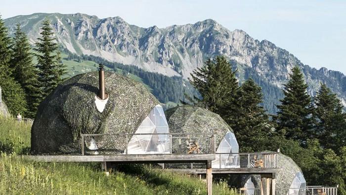 top 10 hotels and resorts of 2014  Top 10 Hotels and Resorts of 2014 swiss