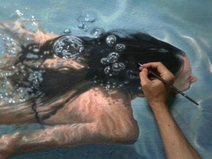 Meet the hyper-realist artist, Gustavo Silva Nunez  Meet the hyper-realist artist, Gustavo Silva Nunez tumblr nco99vGhe81qdhfhho2 500