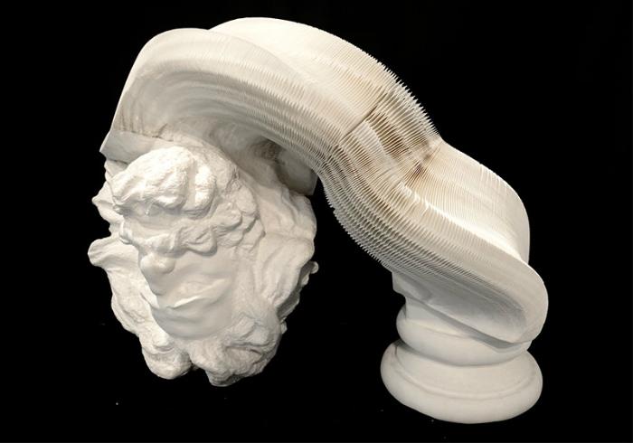 Unique Sculptures by Hongbo Li Hongbo Bizarre Sculptures by Li Hongbo zeus2