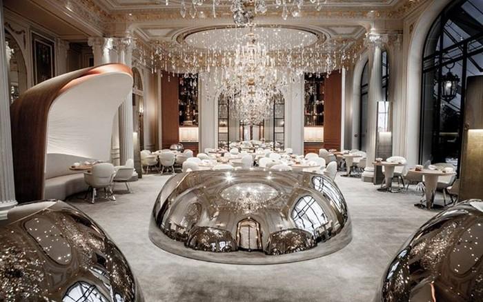 "The Shining ""Alain Ducasse au Plaza Athénée"" Restaurant in Paris   The Shining ""Alain Ducasse au Plaza Athénée"" Restaurant in Paris 10689588 916442951708052 3180105443509120392 n"