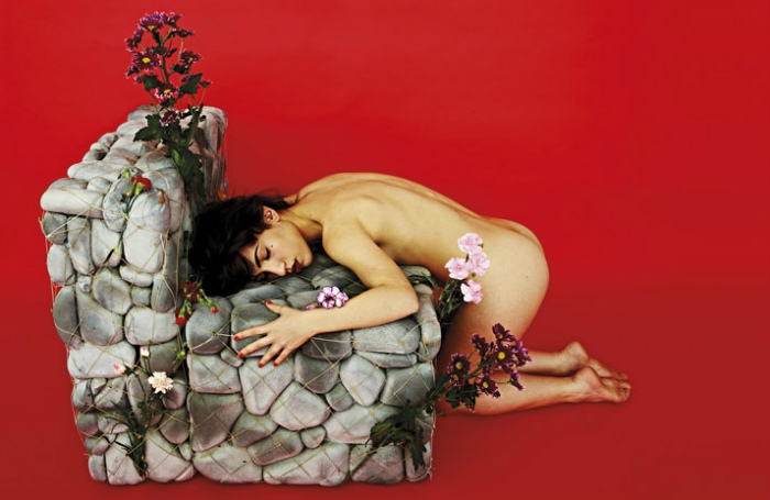 """'1968: Radical Italian Furniture'' by DESTE Foundation and TOILETPAPER  '1968: Radical Italian Furniture"""" by DESTE Foundation and TOILETPAPER 4 1968 Radical Italian Furniture yatzer"""