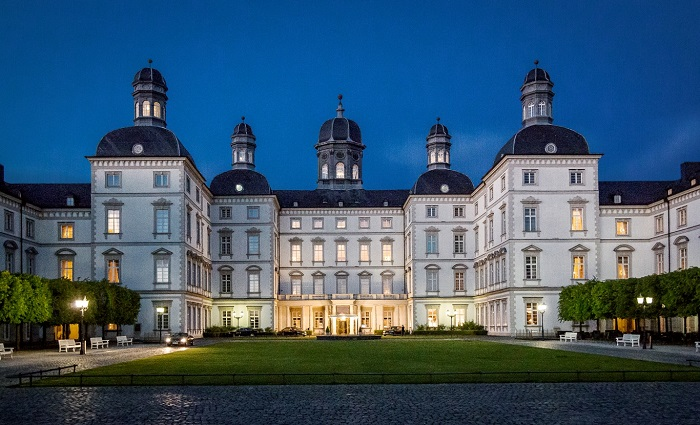 """""""If you are going to IMM Cologne and haven't decided yet where to sleep, here is the list of the Best Luxury Hotels in Cologne. Choose your favorite!""""  Best Luxury Hotels in Cologne Best Luxury Hotels in Cologne limited edition world i lobo youAlthoff Grandhotel Schloss Bensberg2"""
