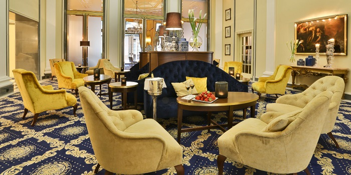 """""""If you are going to IMM Cologne and haven't decided yet where to sleep, here is the list of the Best Luxury Hotels in Cologne. Choose your favorite!""""  Best Luxury Hotels in Cologne Best Luxury Hotels in Cologne limited edition world i lobo youExcelsior Hotel Ernst"""