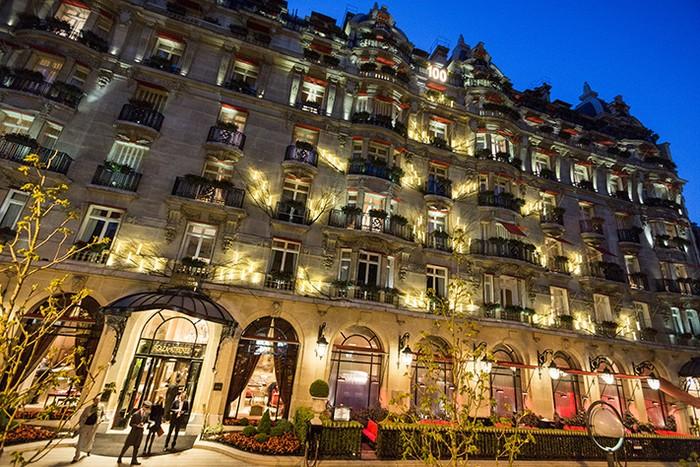 The Shining Alain Ducasse Au Plaza Ath 233 N 233 E Restaurant In