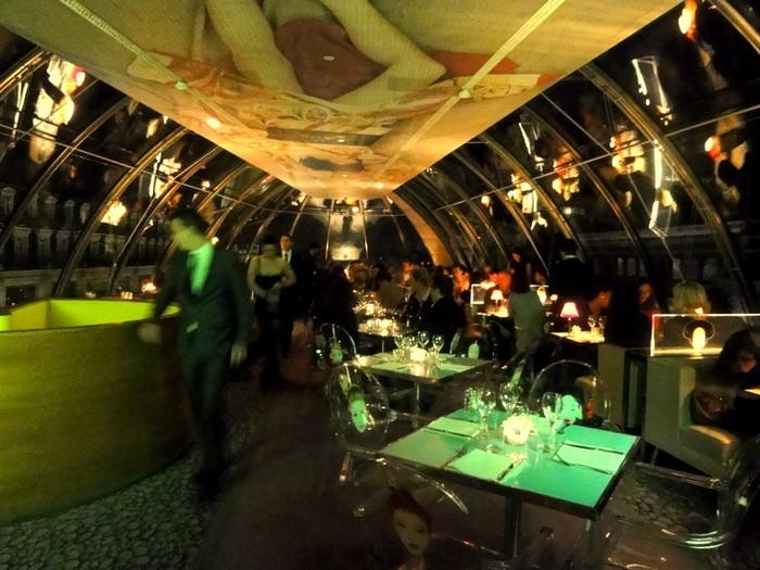 The Best Modern Restaurant Designs in Paris  The Best Modern Restaurant Designs in Paris DSC09529