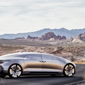 """""""This is the latest high technology car by Mercedez Benz. The idea is to create a car that will be more than a mean of transport and will become a mobile living space"""""""