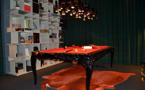 """We have seen amazing design pieces since 23 January, and if you weren't able to visit the fair, we present you now some of the best at Maison et Objet 2015.""  Maison et Objet 2015 News Maison et Objet 2015 news events i lobo you9 480x300"