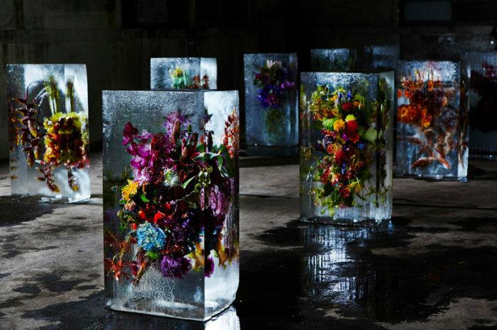 Meet Azuma Makoto Iced flowers exhibition  Meet Azuma Makoto Iced flowers exhibition azuma makoto iced flowers designboom02