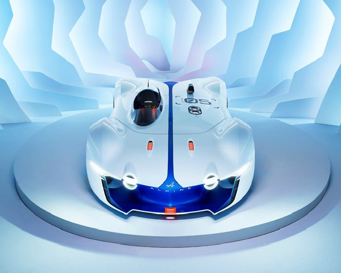 Renault Alpine Vision GT developed for Gran Turismo 6 cover25 700x560