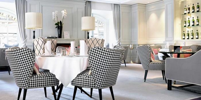 The Best Modern Restaurant Designs in Paris  The Best Modern Restaurant Designs in Paris photo fond 01 fr 72 so 2012 restaurant gastronomique