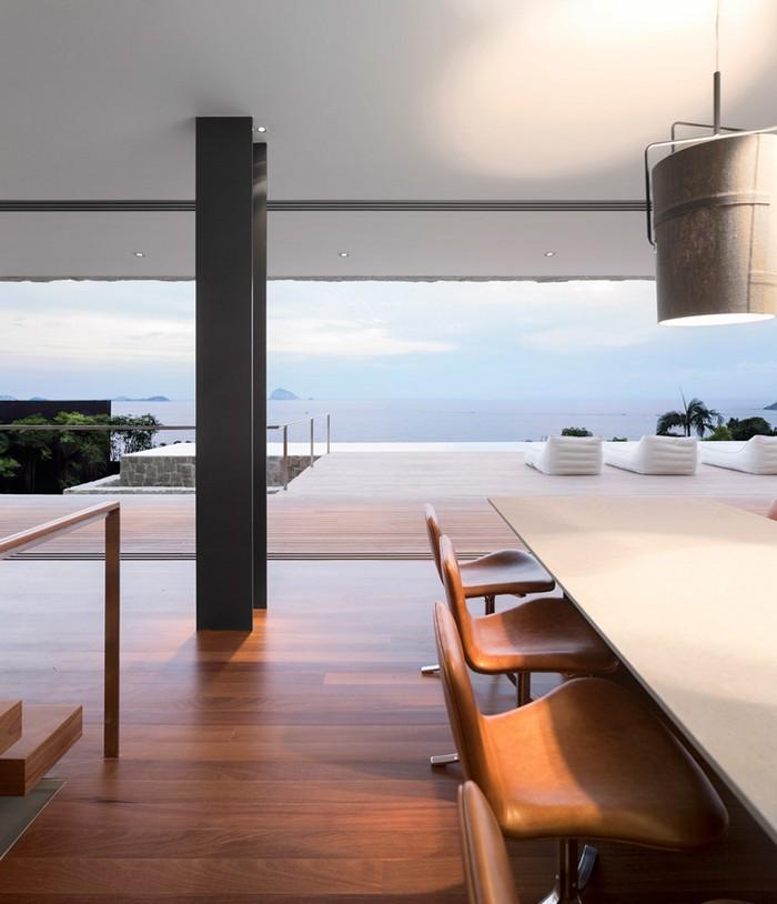Outstanding Brazilian House by Studio Arthur Casas  Outstanding Brazilian House by Studio Arthur Casas studio arthur casas casa AL rio de janeiro brazil designboom 09