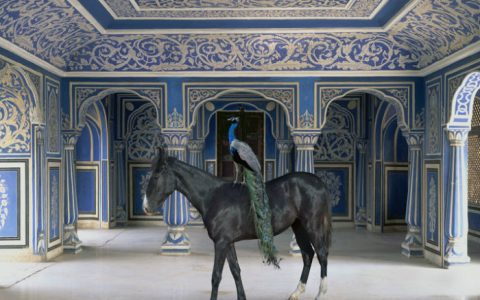 Indian Myths coming to Life  Indian Myths coming to Life 11 Photographer Karen Knorr India Song yatzer 480x300