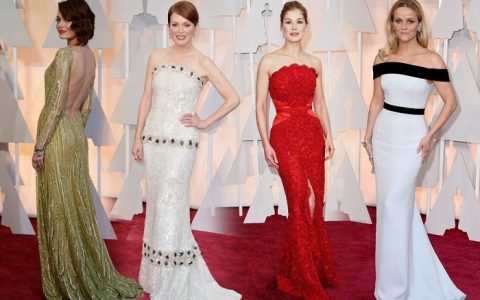 """The majority is concentrated to know which film is the best, but the clothing is also one of the most important parts of the mystical night.""  Best dressed Oscars 2015 Best dressed Oscars 2015 events and performances i lobo you1 480x300"