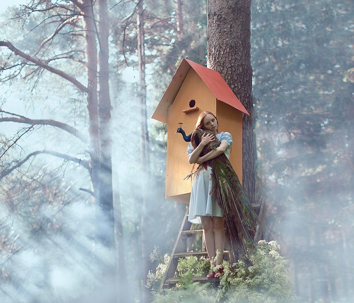 """""""This is not just another photoshop work for the most surreal the pictures look."""""""