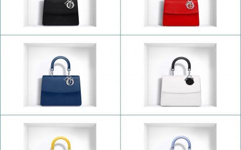The Making of BE DIOR Bag be dior handbags fall winter 2014 15 480x300