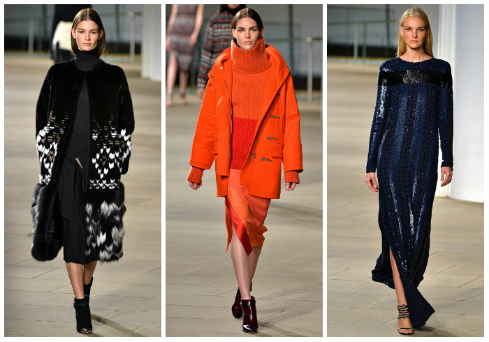 The Highligst of New York Fashion Week- part I  The Highlight of New York Fashion Week Fall 2015- part I collage 5