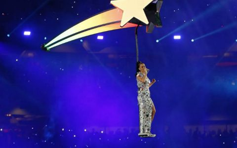 Katy Perry's Sparkling Outfits at Super Bowl Halftime Show cover1 480x300