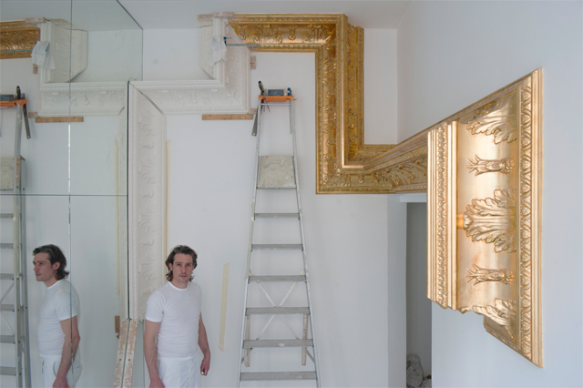 """""""Mathias Kiss's artistic practice is situated around reflection on and questions about past and future systems of housing design.""""  Mathias Kiss artistic creations Mathias Kiss artistic creations artists i lobo you3"""