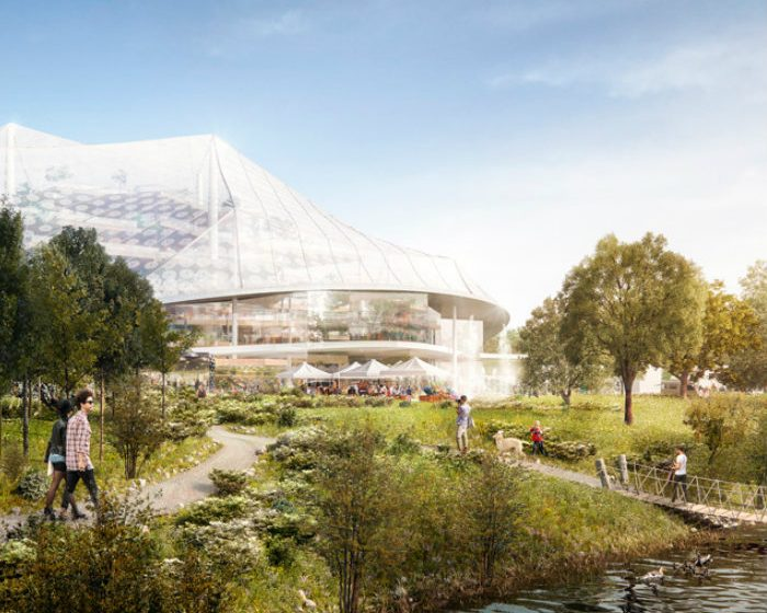 Google's Astounding New California Headquarters cover1 700x560